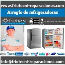 Servicio técnico de refrigeradoras en la ciudad de Quito.