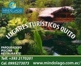 Lugares turísticos Quito Mindo